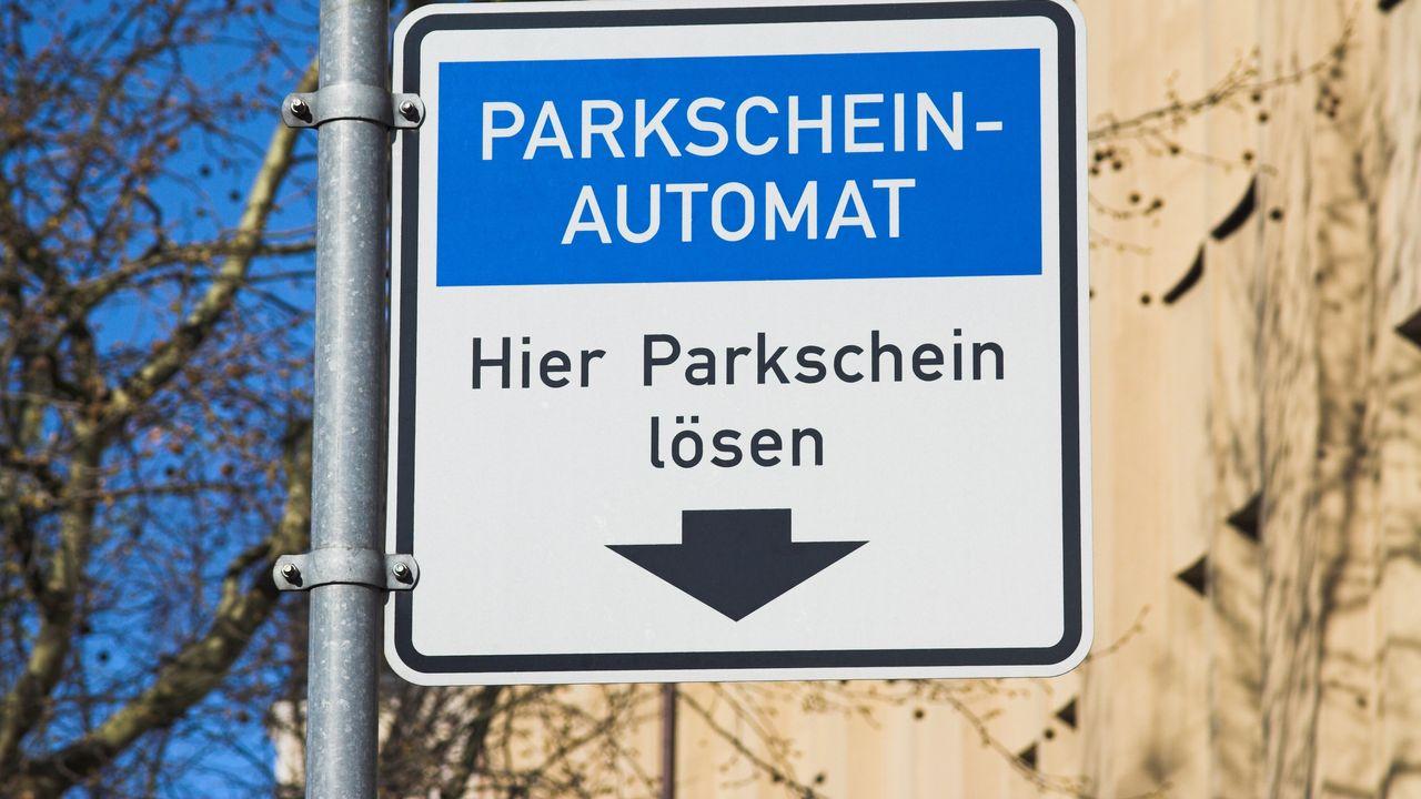 Bild zum Artikel Parken in der Innenstadt